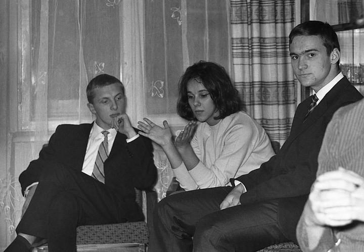 Студенческая вечеринка 1967 года (9)