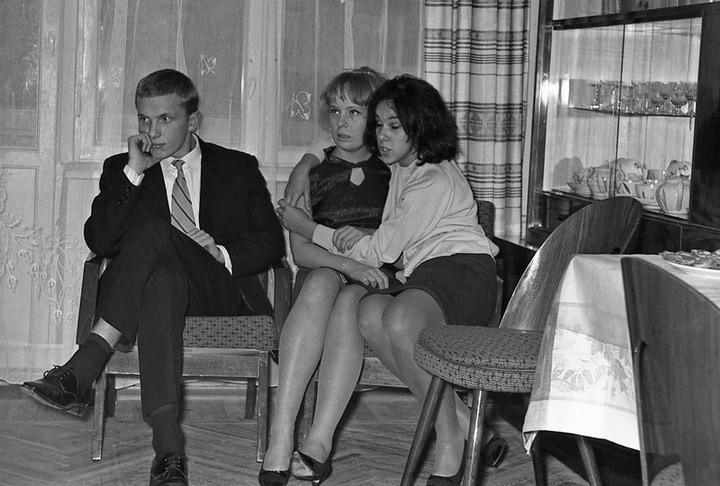 Студенческая вечеринка 1967 года (12)