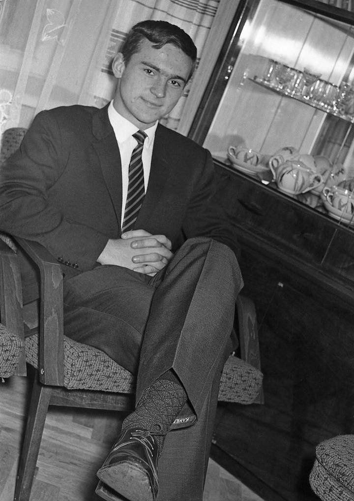 Студенческая вечеринка 1967 года (19)