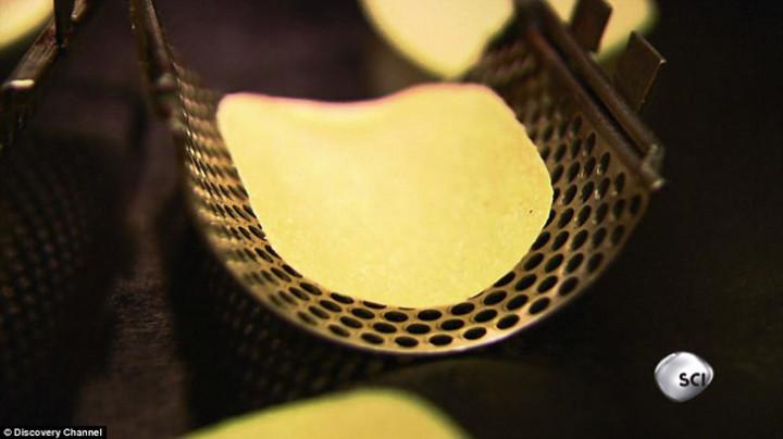 Как и из чего сделаны чипсы Pringles (1)