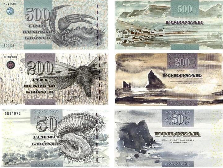Самые красивые банкноты мира (1)
