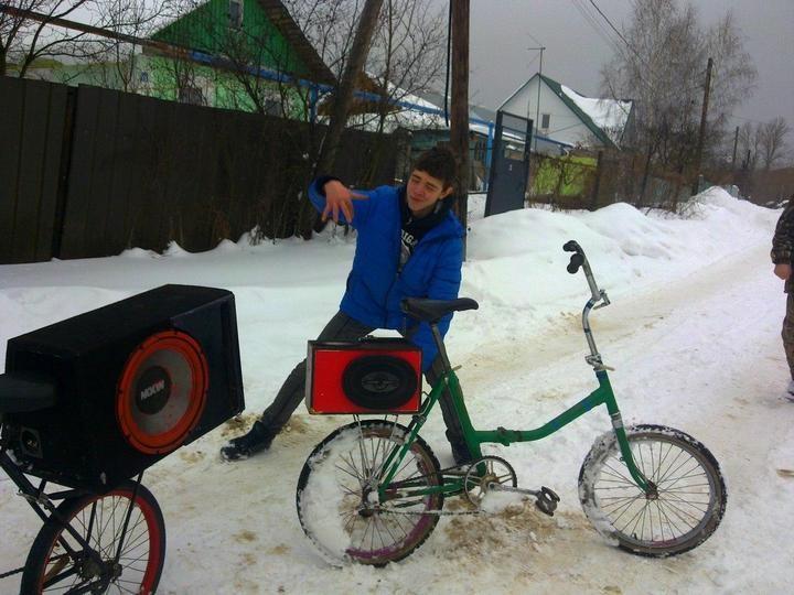 Реальный пацанский велозвук (10)