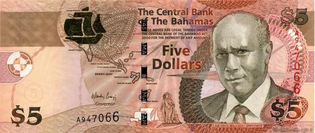 Самые красивые банкноты мира (30)