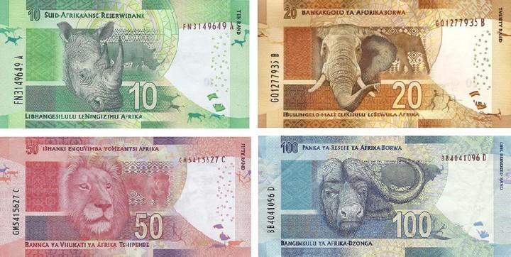 Самые красивые банкноты мира (36)