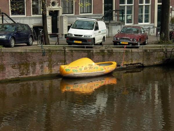 Самые необычные лодки мира (2)