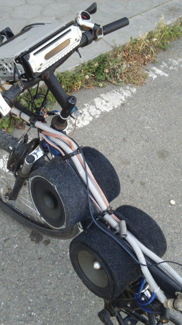 Реальный пацанский велозвук (5)