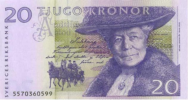 Самые красивые банкноты мира (10)
