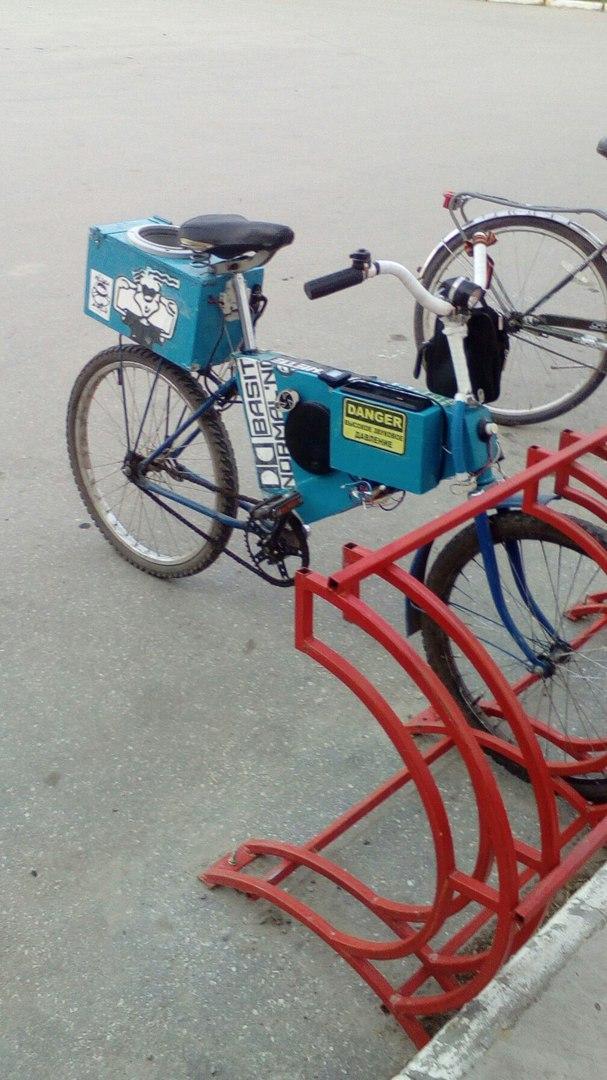Реальный пацанский велозвук (8)