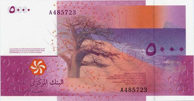 Самые красивые банкноты мира (13)