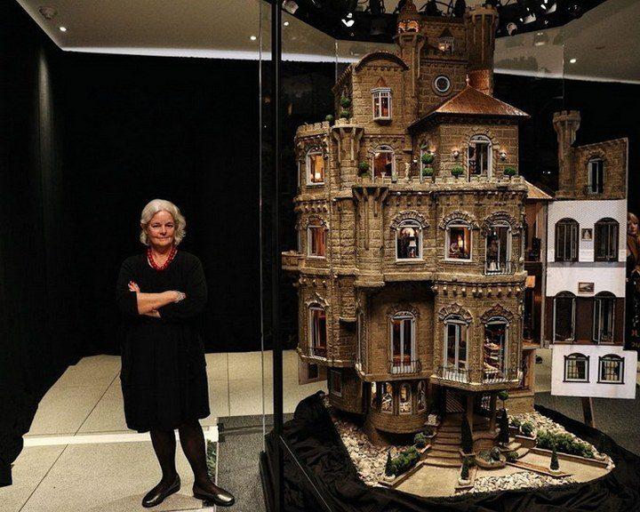 Кукольный домик за $8,5 млн: роскошное искусство миниатюры (1)