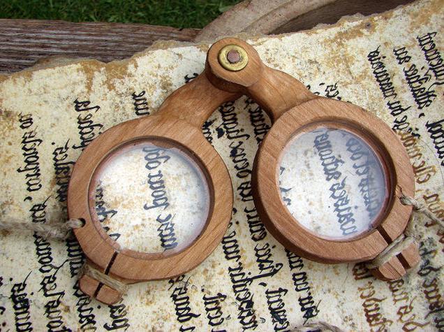Удивительные факты об очках и линзах (1)