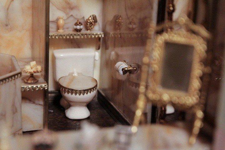 Кукольный домик за $8,5 млн: роскошное искусство миниатюры (14)