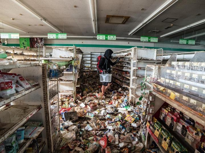 Прыжок во времени - в Фукусиме это возможно (1)