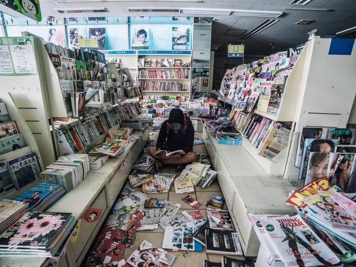 Прыжок во времени - в Фукусиме это возможно (4)
