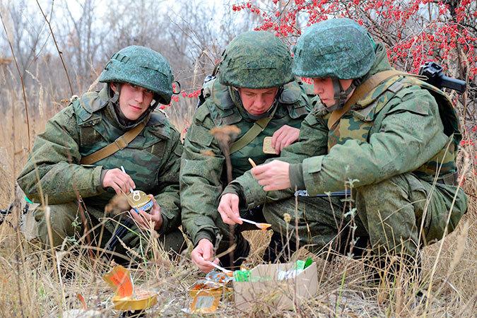 Что едят солдаты разных стран в бою? История армейских сухпайков (1)