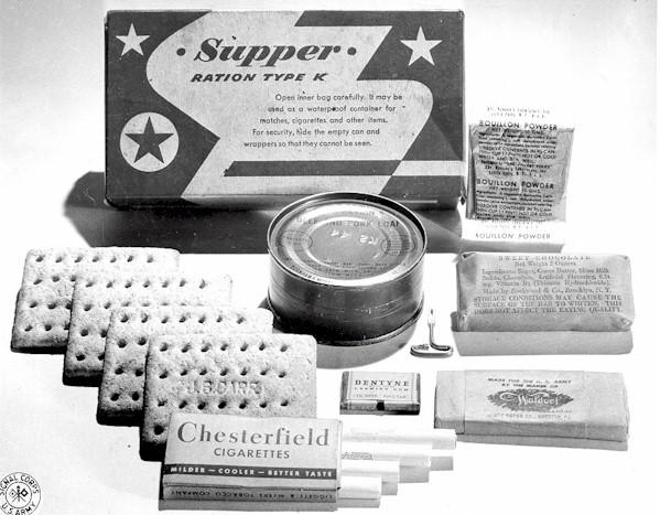 Что едят солдаты разных стран в бою? История армейских сухпайков (12)