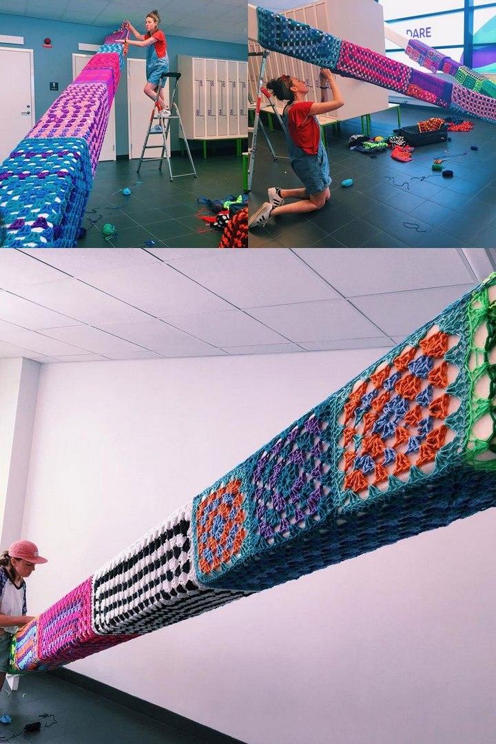 Креативное вязание от Джулии Риордан (3)
