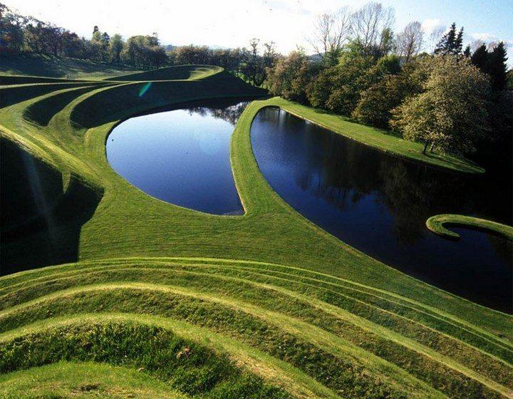 Самые удивительные сады мира (3)