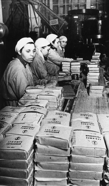 Что едят солдаты разных стран в бою? История армейских сухпайков (4)