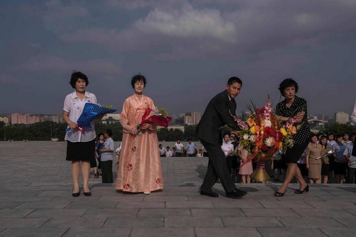 Кадры из повседневной жизни в Северной Корее (10)