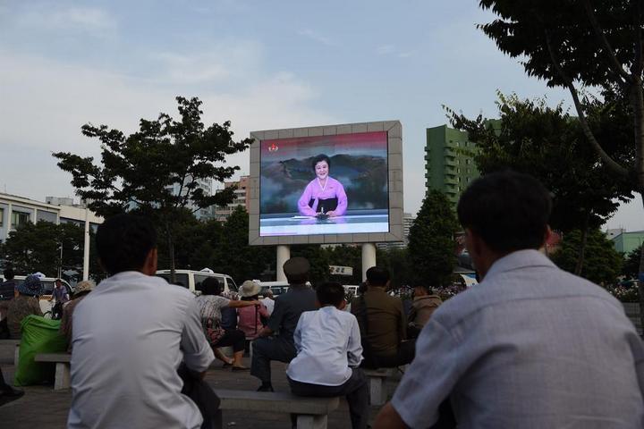 Кадры из повседневной жизни в Северной Корее (6)