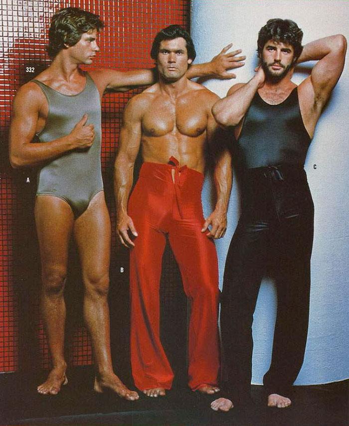 Мужская мода 70-х (2)