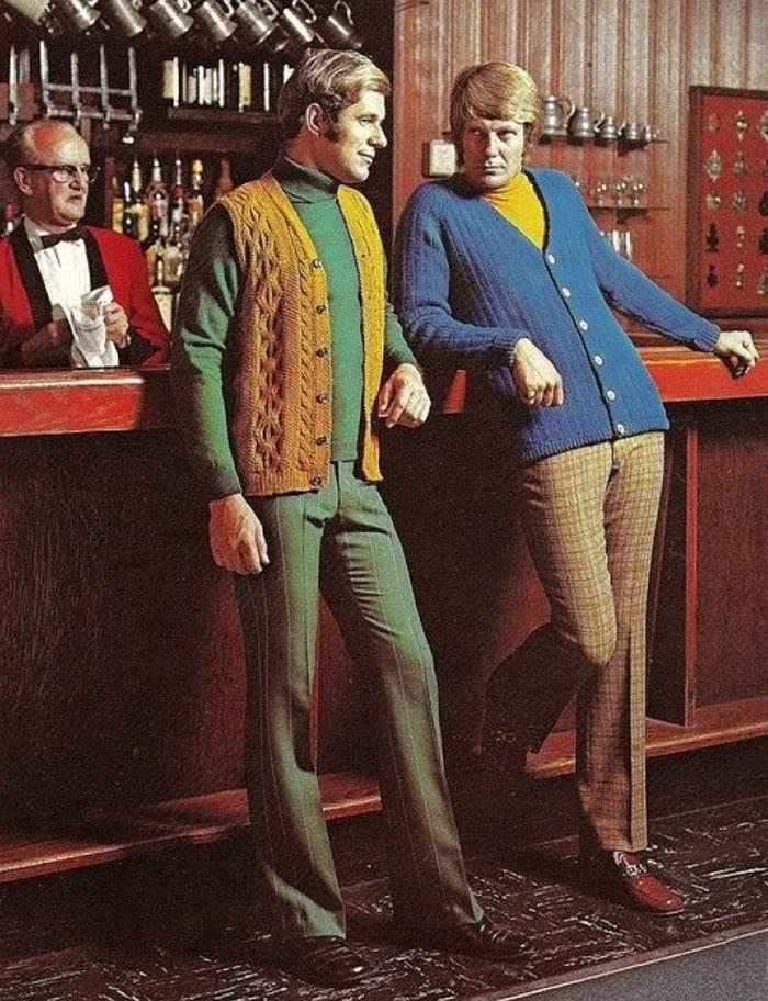 Мужская мода 70-х (3)