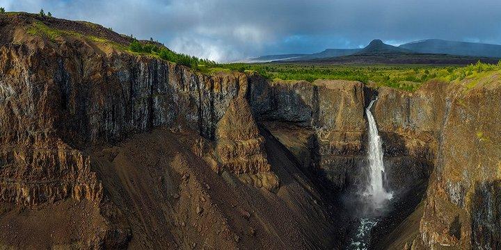 Самый большой водопад в России (5)