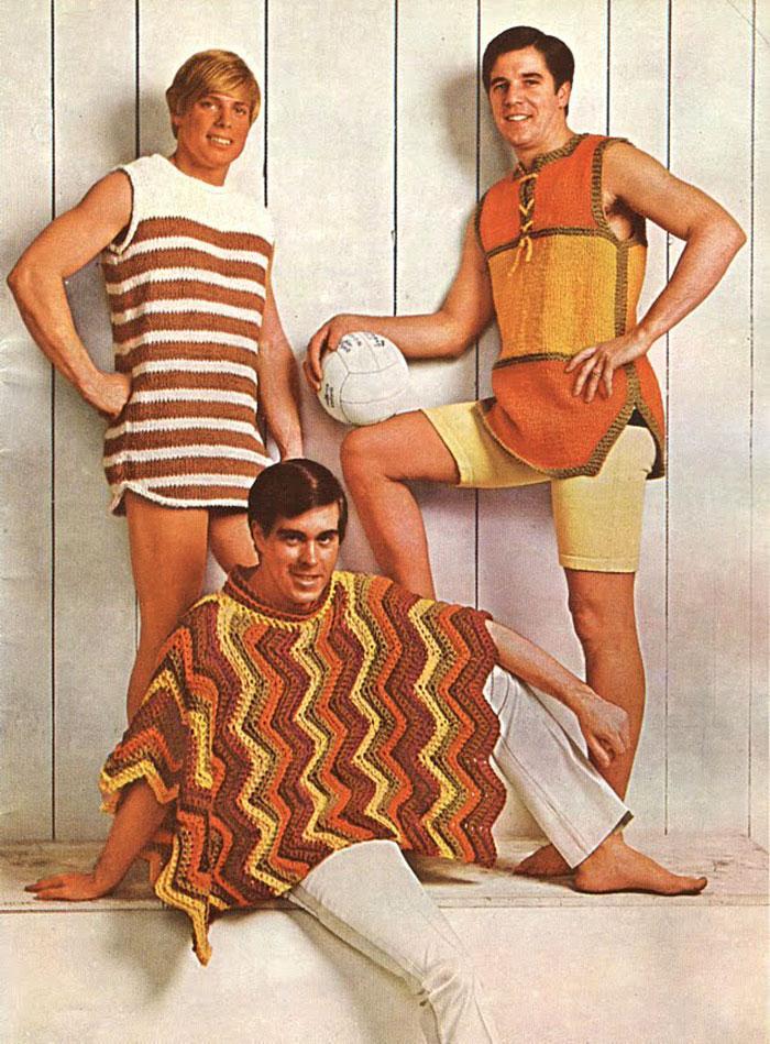 Мужская мода 70-х (5)