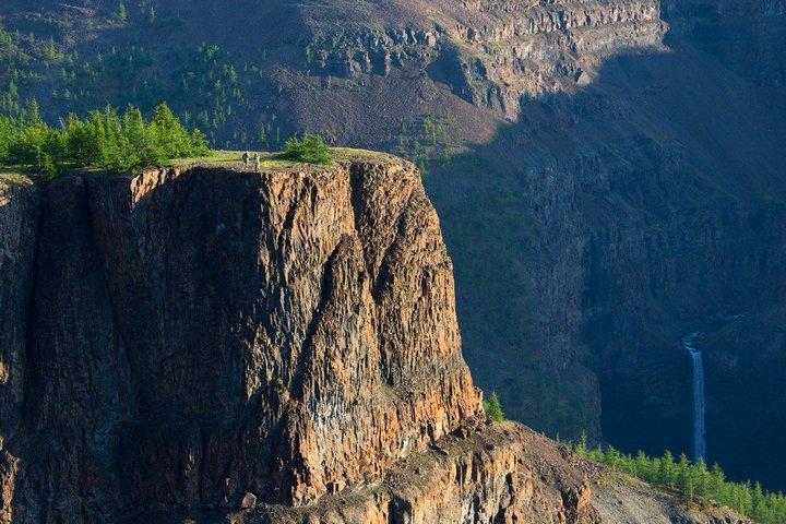 Самый большой водопад в России (6)