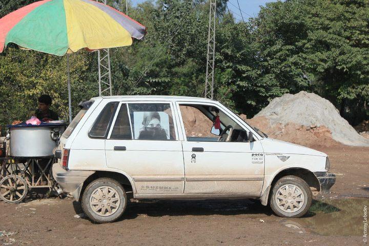 Транспорт в Пакистане, интересные особенности (9)