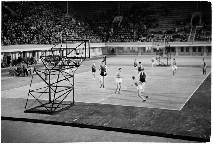 Спорт в СССР. Фотограф Семён Фридлянд (10)