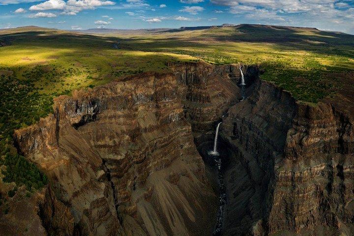 Самый большой водопад в России (10)