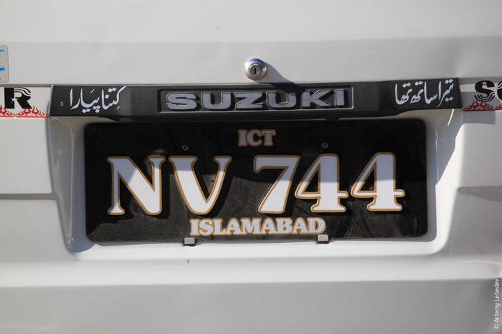 Транспорт в Пакистане, интересные особенности (11)