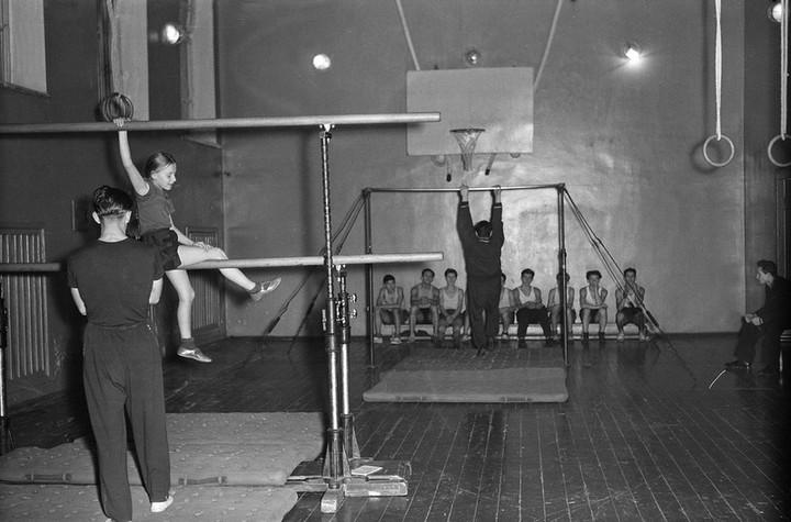 Спорт в СССР. Фотограф Семён Фридлянд (14)