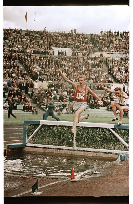 Спорт в СССР. Фотограф Семён Фридлянд (17)