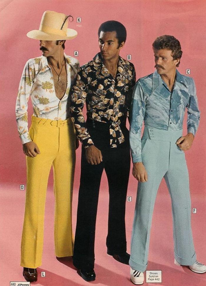 Мужская мода 70-х (17)