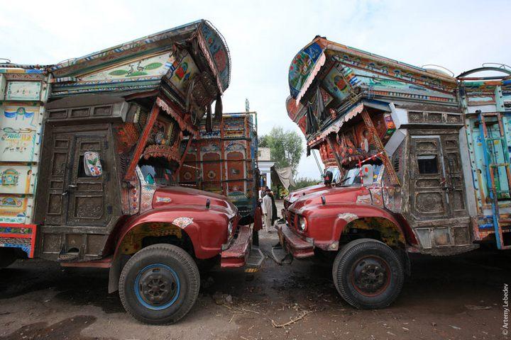 Транспорт в Пакистане, интересные особенности (21)