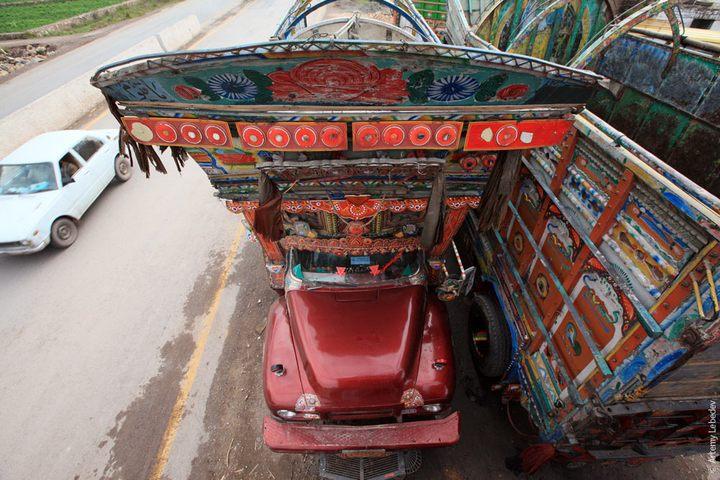 Транспорт в Пакистане, интересные особенности (24)