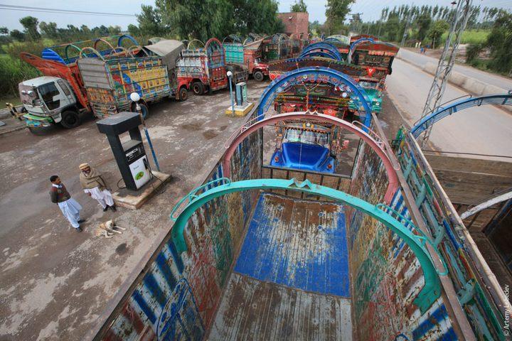 Транспорт в Пакистане, интересные особенности (27)