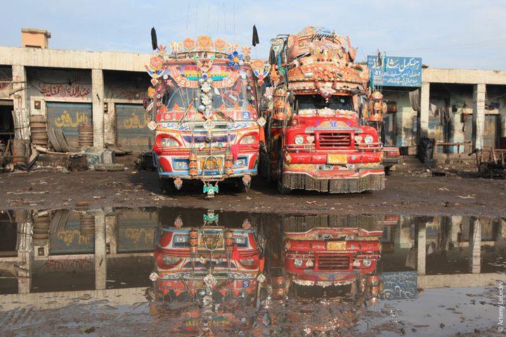 Транспорт в Пакистане, интересные особенности (31)