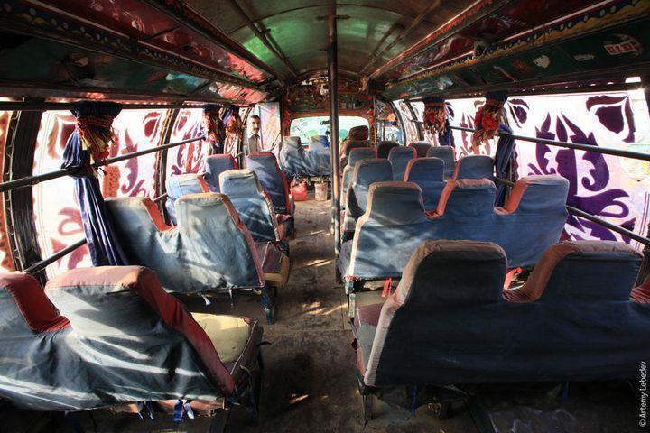 Транспорт в Пакистане, интересные особенности (35)