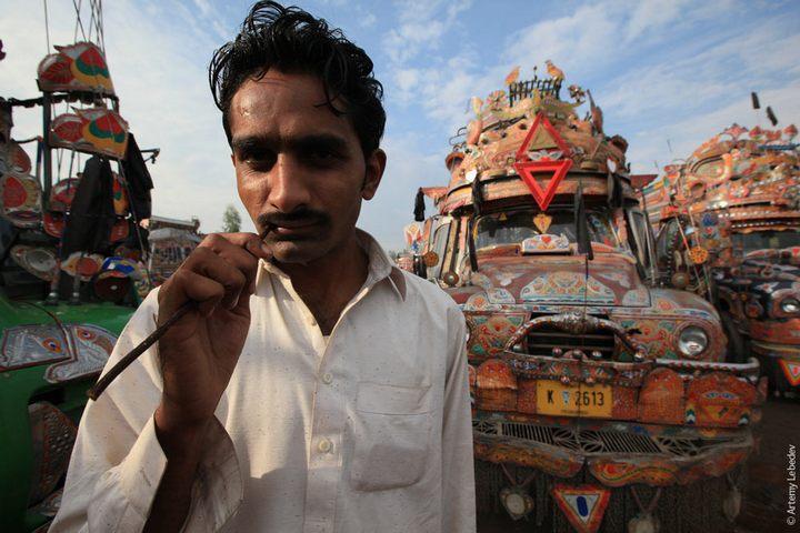 Транспорт в Пакистане, интересные особенности (38)