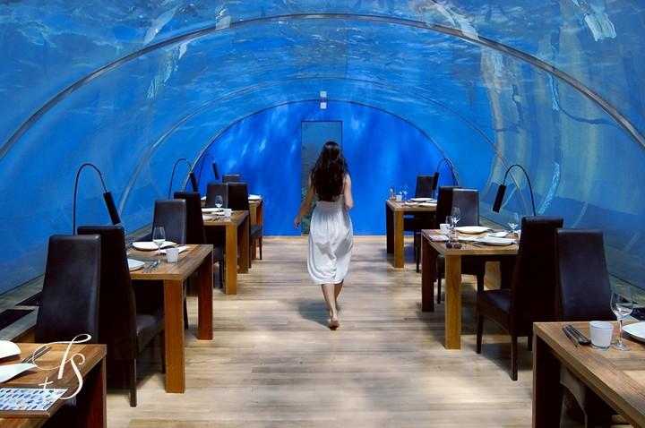 Четыре самых красивых ресторана мира (1)