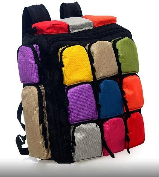 Самые необычные рюкзаки в мире (17)