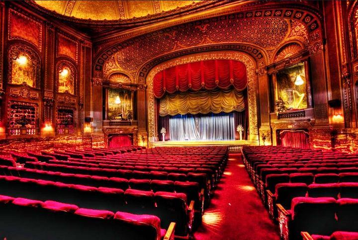 Самые известные театры мира (6)
