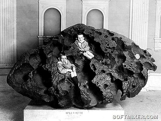 История украденного метеорита (1)