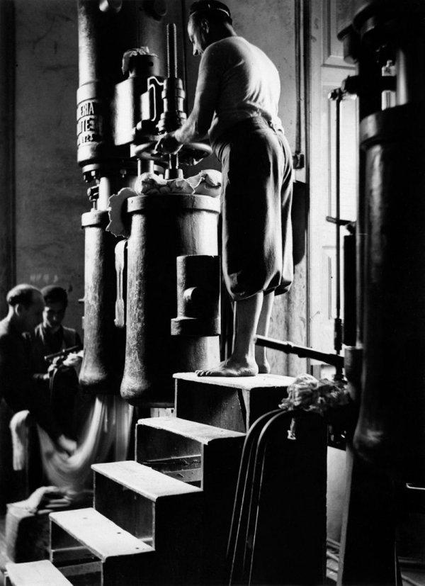 Сицилия. Макаронная фабрика (15)