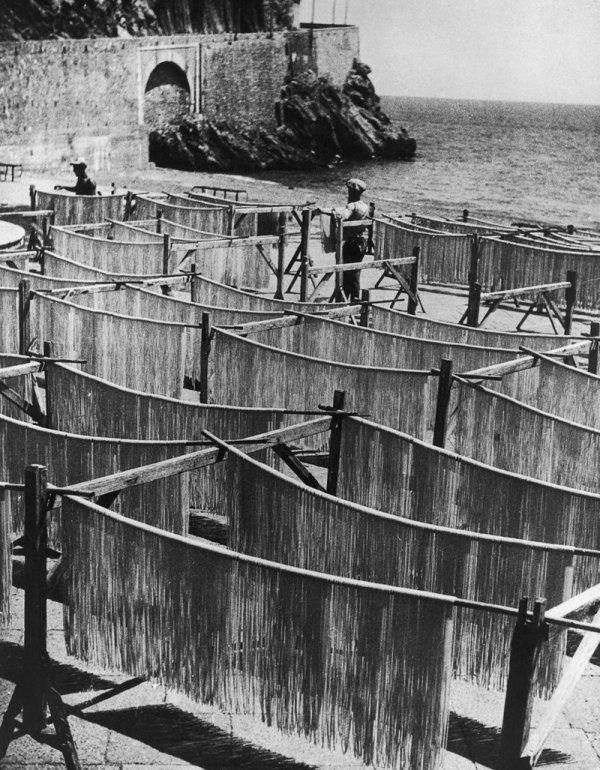 Сицилия. Макаронная фабрика (17)