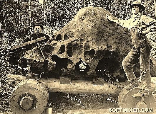 История украденного метеорита (3)